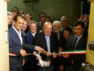 Serrastretta Oliverio ianugurazione Palazzo Pingitore