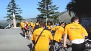 biciclando San Mango 2014 foto 3