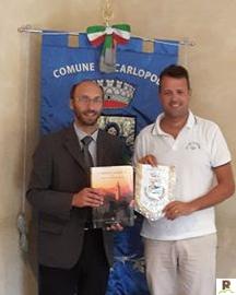 sindaco Carlopoli e sindaco Ceriano Laghetto