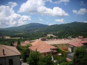 Panorama con Reventino