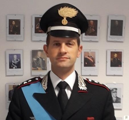 Soveria Mannelli carabinieri capitano Domenico De Biasio