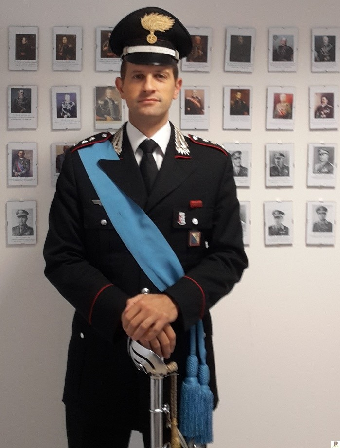 Il capitano De Biasio