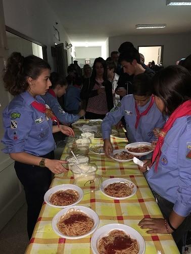 cena-a-favore-terremotati-amatrice-gruppo-scout-serratretta